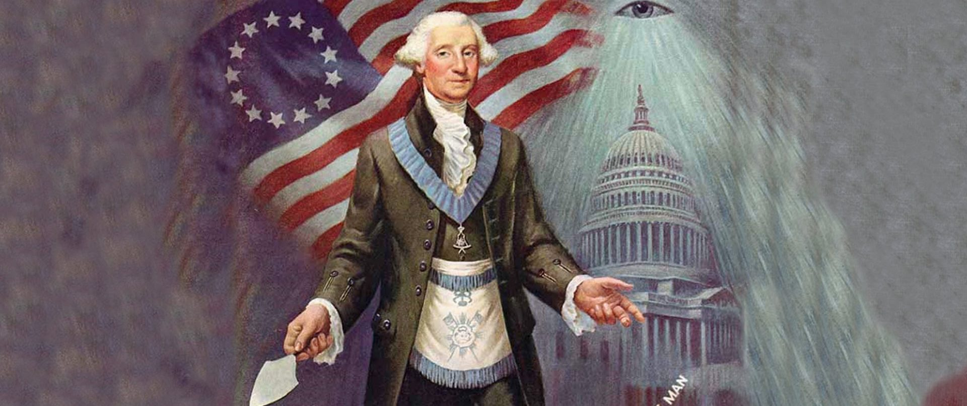 Uitleg Schootsvel George Washington