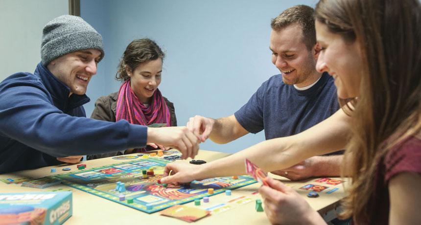 Bordspelen als een stoïcijnse oefening