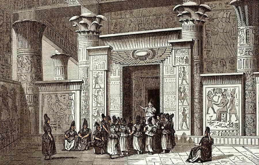 Voorbeelden van de hermetische erfenis van de vrijmetselarij