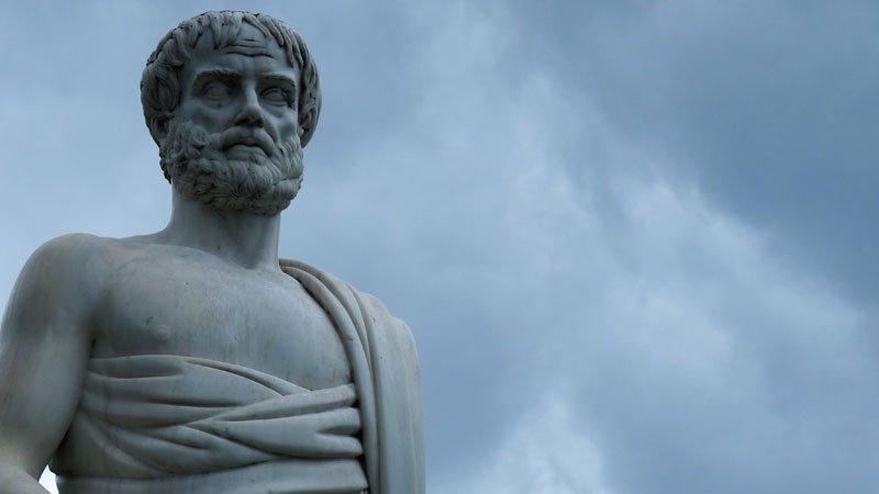 11 tips van Aristoteles om gelukkig te worden