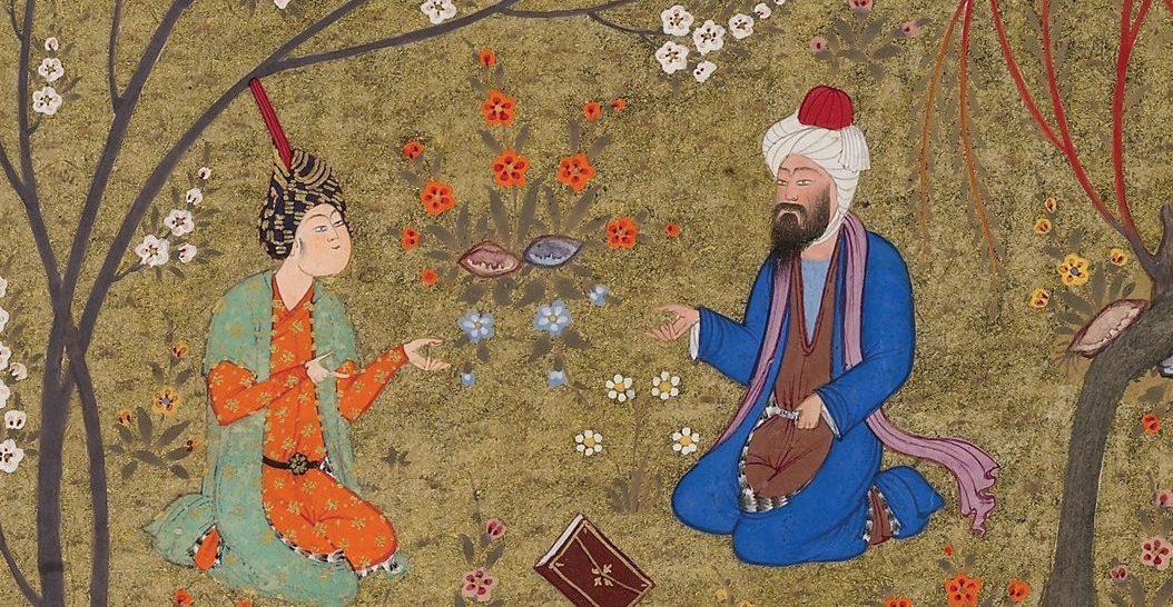 De onbegrepen beeldtaal van de Perzische mystiek