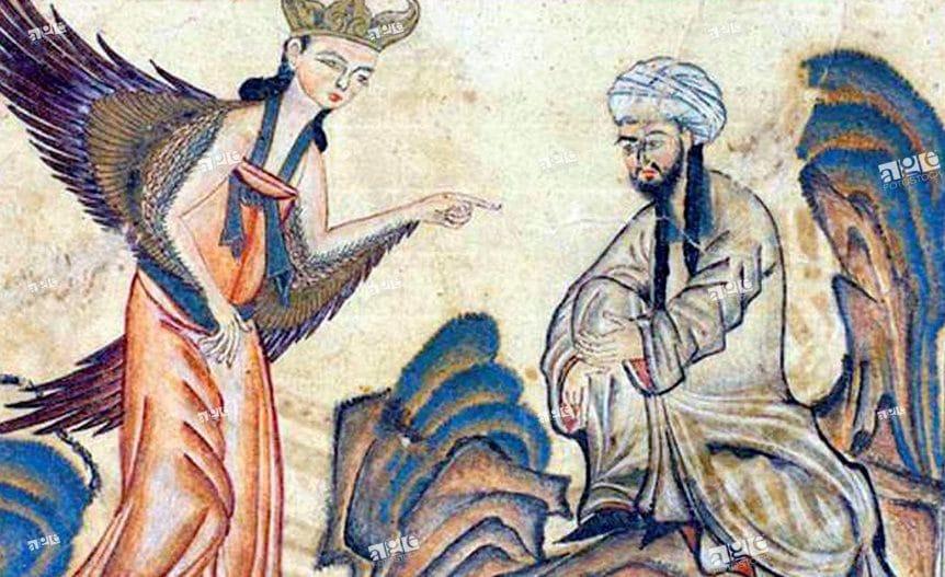 Suhrawardi en de mystieke kunst van het verhalen vertellen