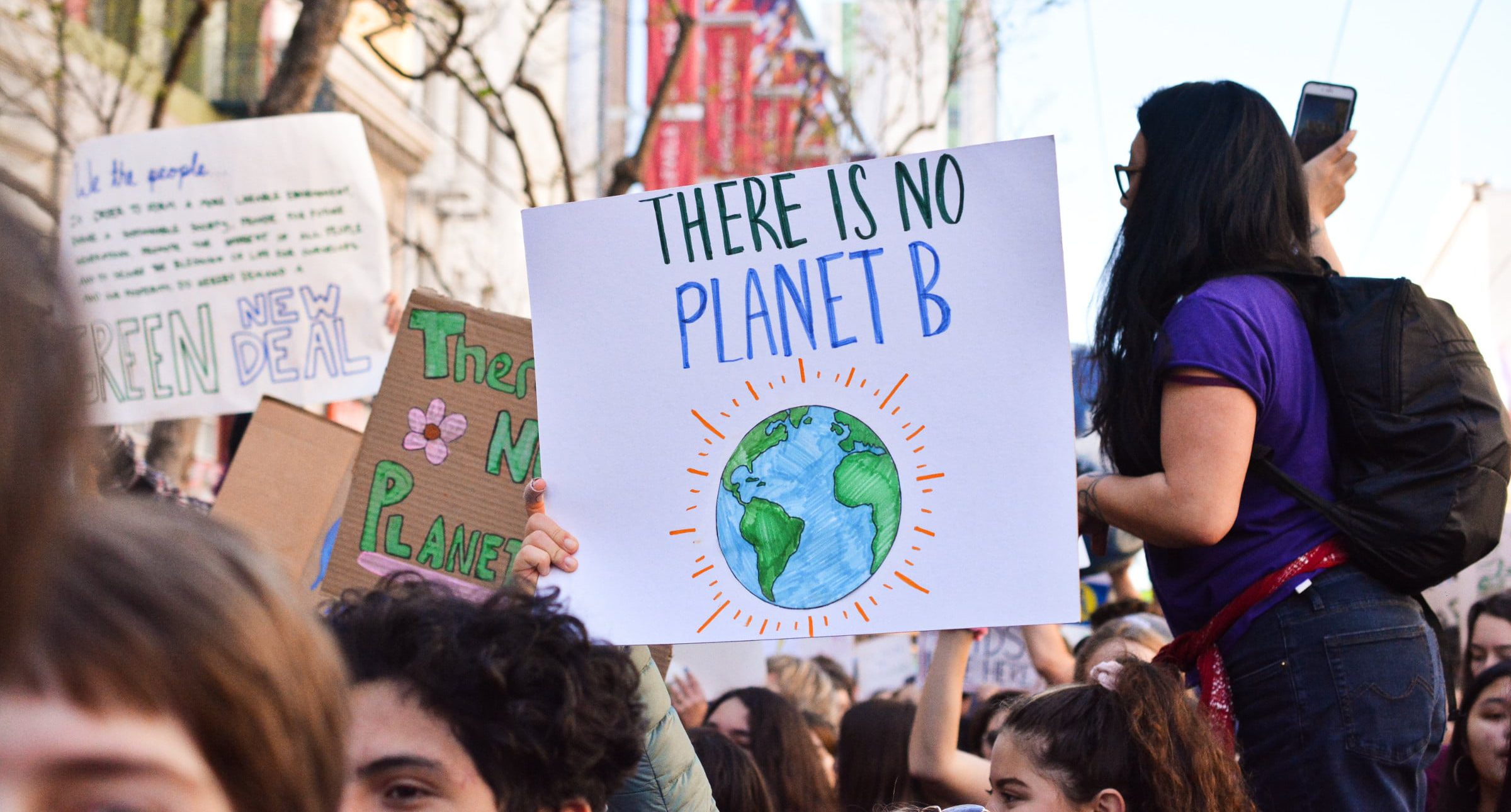 8 manieren hoe jij de planeet kan redden