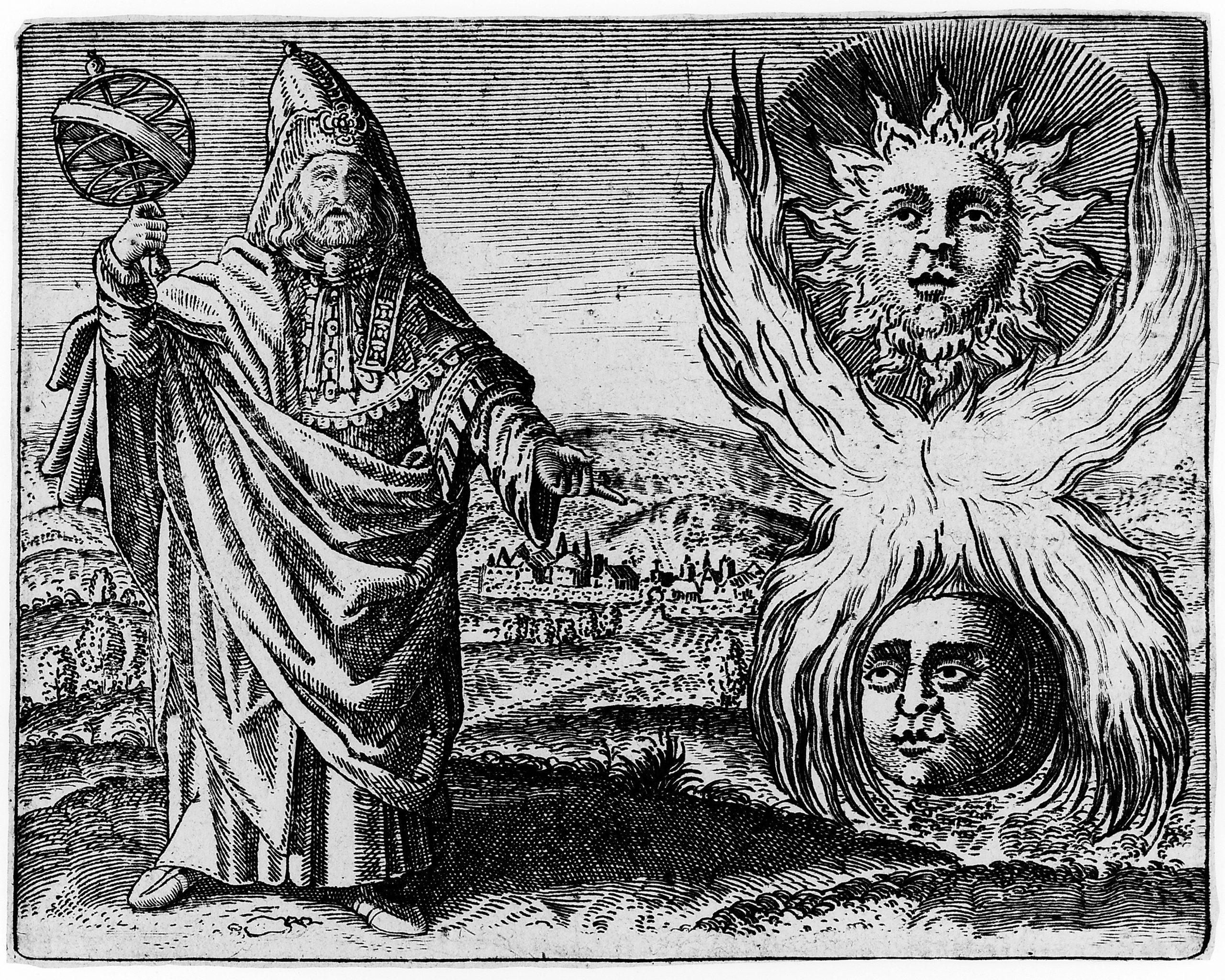 De strijd van geest, ziel en lichaam in de hermetica