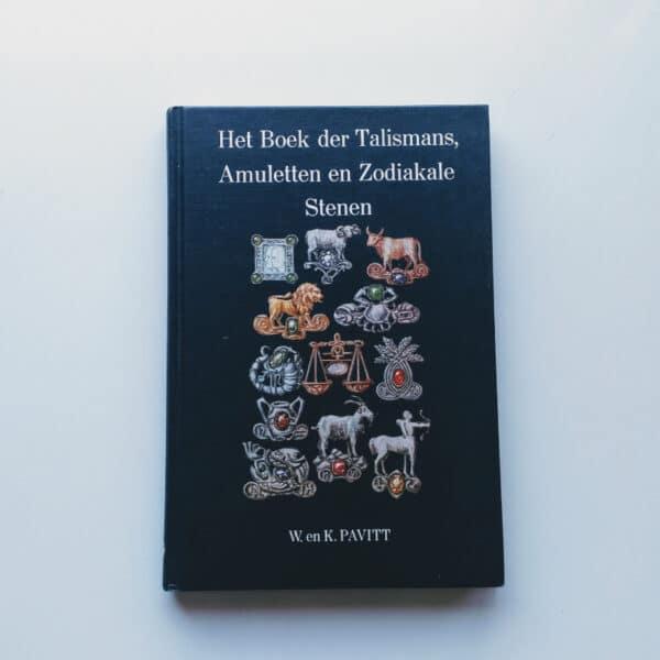 Het boek der Talismans, Amuletten en Zodiakale Stenen 2