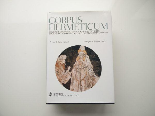Corpus Hermeticum (Italiaans/Italiano/Italian) 1