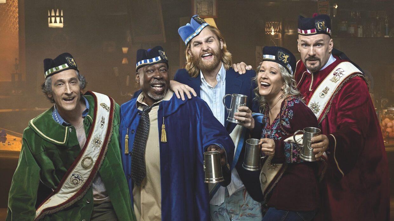 TV-serie Lodge 49: De perfecte combinatie tussen esoterie en komedie
