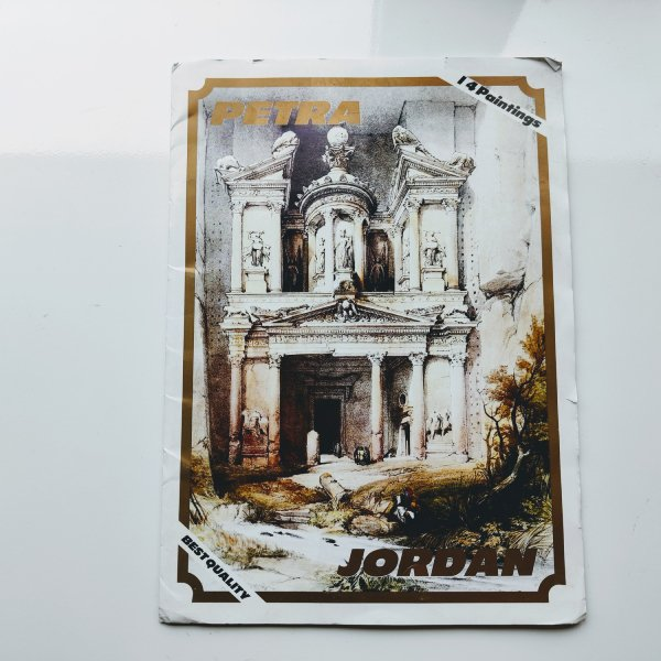 PETRA: The Complete Collection - Losse Litho's van Petra uit 1839 1