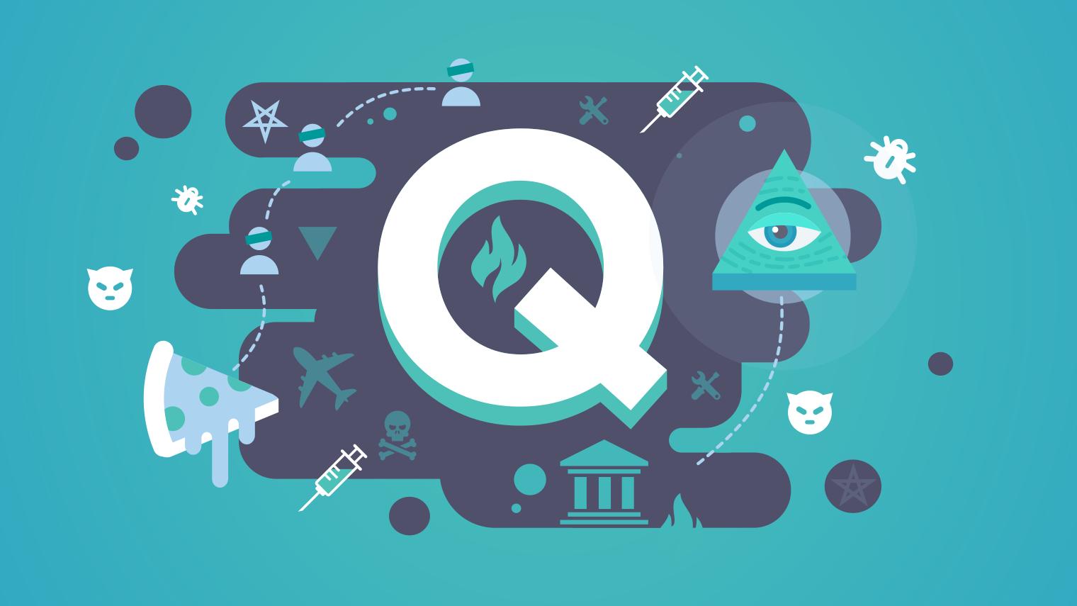 Spiritualiteit, samenzweringen en de verleiding van QAnon