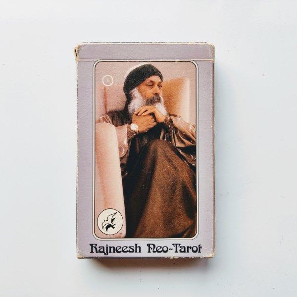 Zeldzaam vintage Rajneesh Neo-Tarot 1