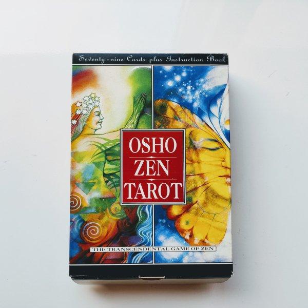 Osho Zen Tarot - The transcendental game of Zen 1