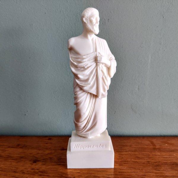 Beeld Hippocrates - Vader van de Moderne Geneeskunde 1