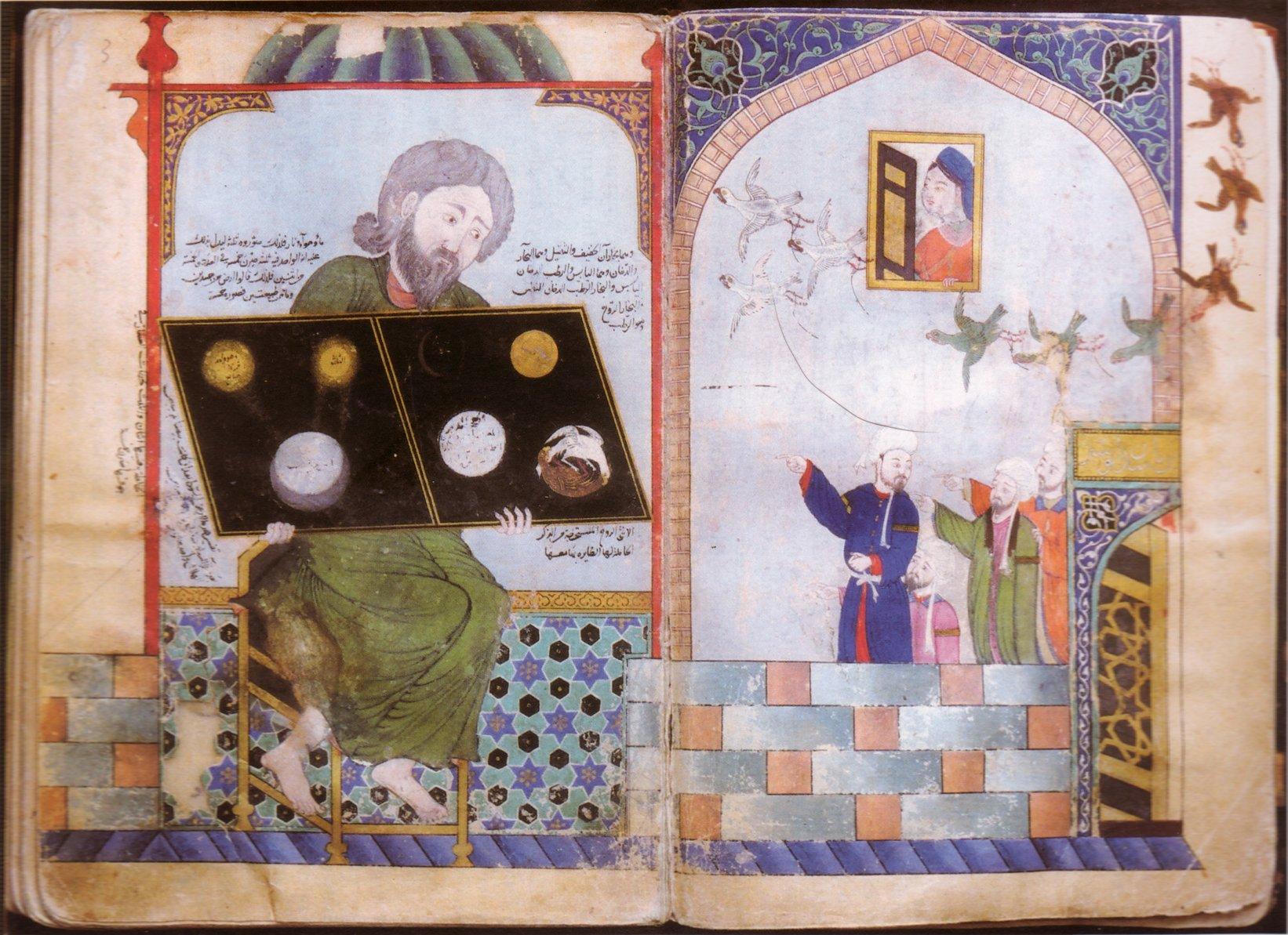 Alchemie en de Arabische hermetische traditie